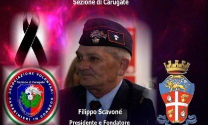 Addio a Filippo Scavone, ex Comandante della Polizia locale di Caponago