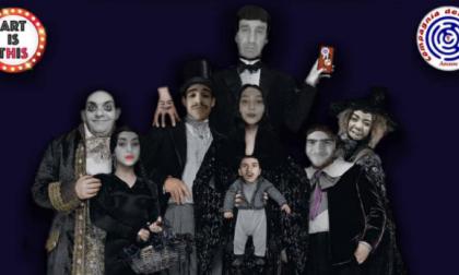Un Halloween diverso (ma pur sempre divertente) con la Compagnia del Labirinto