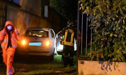 Desio: rocambolesco incidente in Corso Italia FOTO