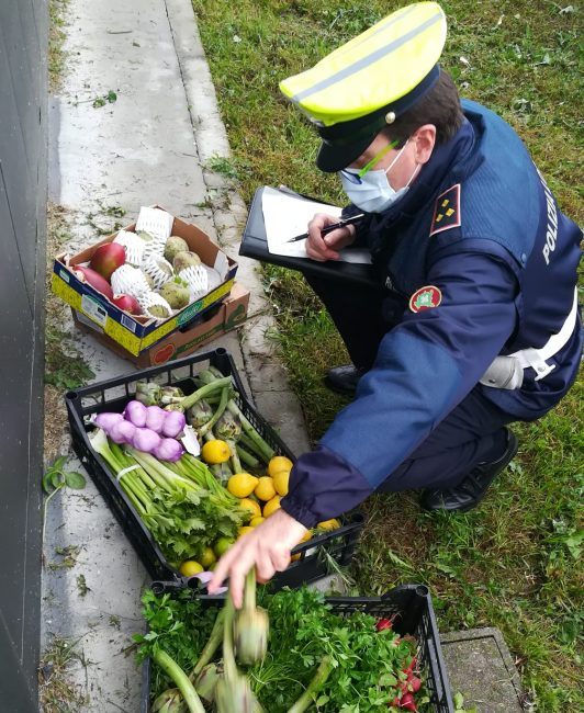 Ambulanti irregolari, scattano le multe. Blitz della Polizia Locale di Seregno al mercato cittadino.