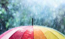 Rischio forti temporali in Brianza nel pomeriggio