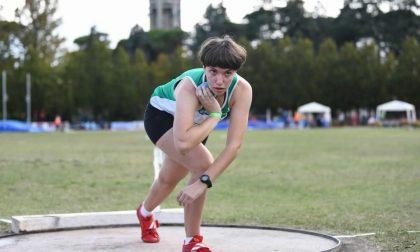 Melissa Casiraghi è oro ai Campionati Nazionali