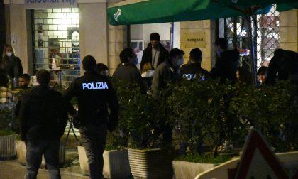 Servizio anti-Covid, oltre trenta sanzioni e una denuncia
