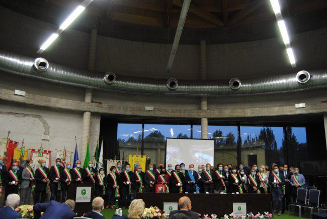 Premio Beato Talamoni i sindaci
