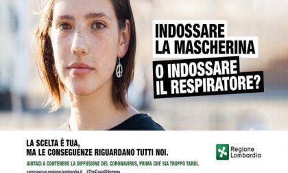 """""""Indossare la mascherina o indossare il respiratore"""": parte la campagna anti Covid"""