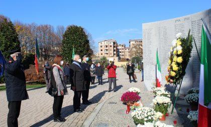 La cerimonia del 4 Novembre dedicata a tutti i Caduti – FOTO