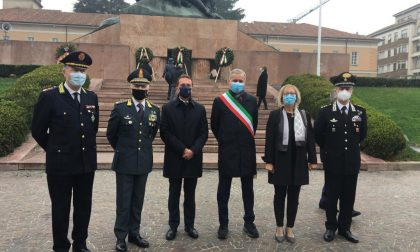 Giornata dell'Unità Nazionale: la cerimonia in centro Monza