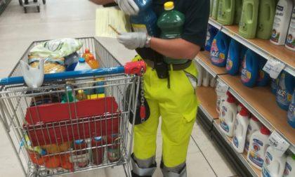 Riparte l'iniziativa della spesa solidale per le famiglie in difficoltà