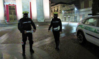 Per il Covid dimezzata la Polizia locale di Seregno
