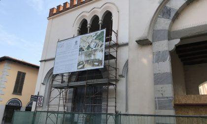 Villa Sottocasa: riparte il cantiere, con lo zampino di Berlusconi