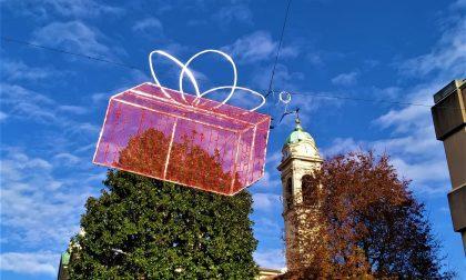 A Nova Milanese è già Natale, quest'anno luminarie in più strade