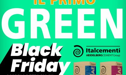Black Friday di Italcementi per Monza