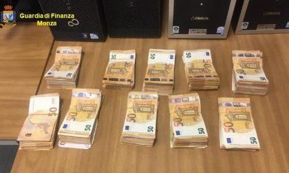 Sequestro di oltre 300mila euro a una nota impresa brianzola: nei guai due soci
