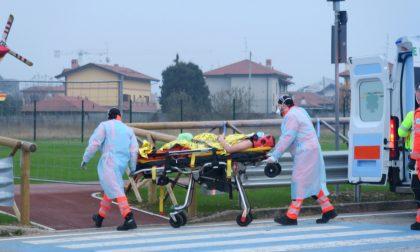 Investito da un'auto, 15enne trasportato in elisoccorso