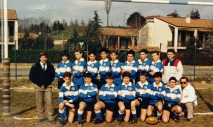 Addio a Osti, anima del Velate rugby '81