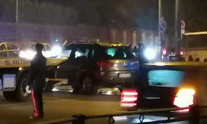 Besana: scontro tra auto all'ora di punta FOTO