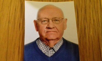 Trovato l'anziano scomparso giovedì