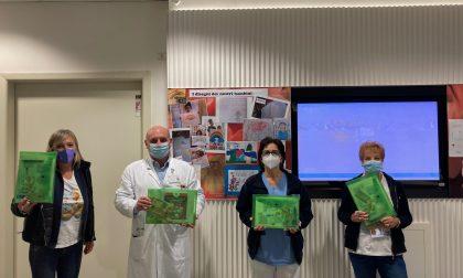Libri, giochi e colori per i bimbi ricoverati in ospedale