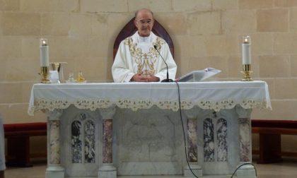 Cornate piange l'ex parroco don Emilio Colombo