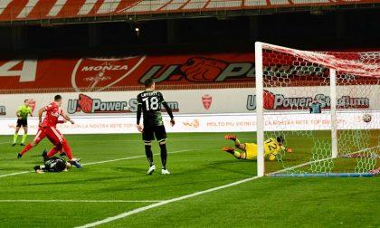 Monza-Reggina la partita in diretta: il gol di Mota regala la vittoria ai biancorossi (FOTO)