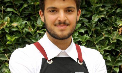 Giovane chef all'Accademia di Cannavacciuolo