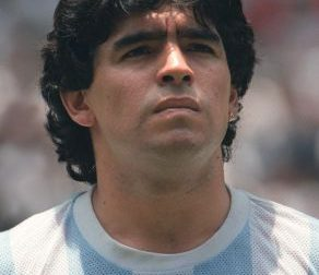Macherio legata a Maradona