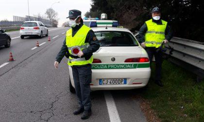 Controlli Covid: il report della Polizia provinciale nei primi 18 giorni di novembre