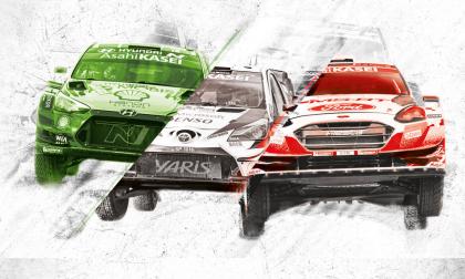 Il Rally di Monza con Franco Morbidelli su Rai Sport