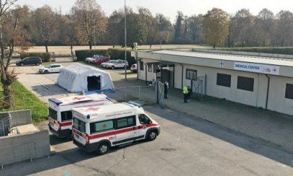 Conclusa l'attività di AREU al centro medico dell'Autodromo: da lunedì i pazienti i codice verde vanno a Bresso