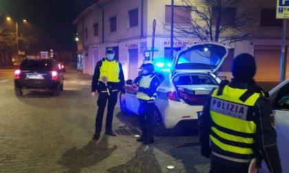 Posti di blocco della Polizia Locale in vista delle feste, controllati 60 veicoli