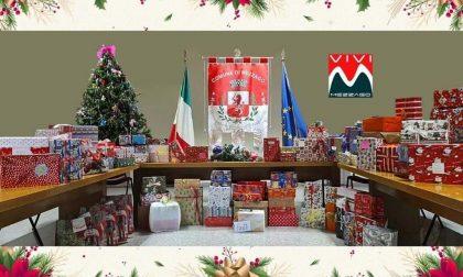 """Le """"Scatole di Natale"""" conquistano anche Mezzago"""