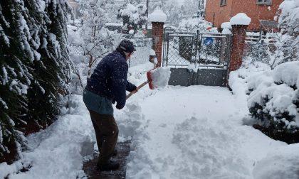 Multe fino a 500 euro a chi non spala la neve