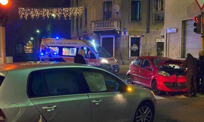Incidente in via Cialdini a Meda