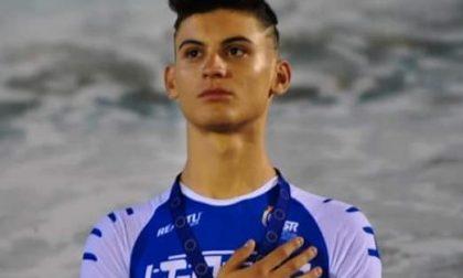 Riccardo Lorello compie 18 anni e sogna le Olimpiadi