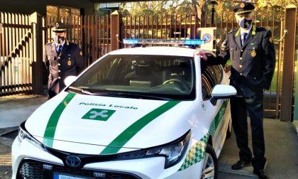I servizi della Polizia Locale sono sempre più green