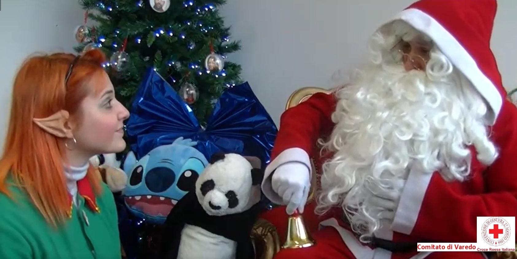 Dove Si Trova In Questo Momento Babbo Natale.Con La Croce Rossa Babbo Natale Arriva Sotto Casa Prima Monza
