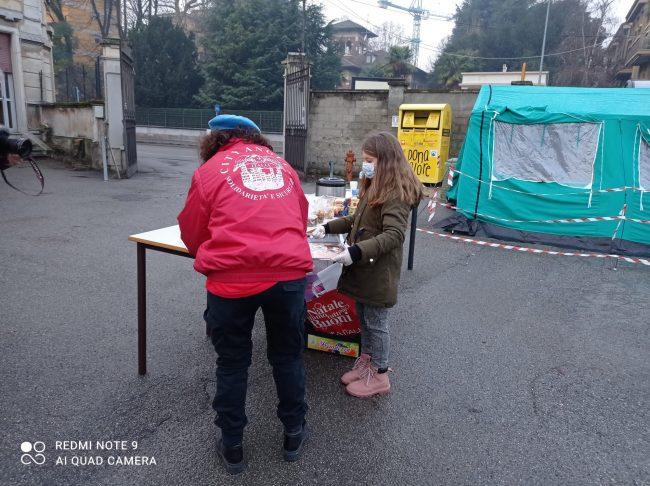 Lidia Odorico, 8 anni di giussano volontaria tra i senza tetto