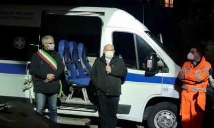 Regalo di Natale per la Croce Bianca di Cesano Maderno