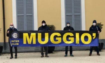 Gli auguri dell'Inter Club di Muggiò con l'arrivederci alle prossime partite