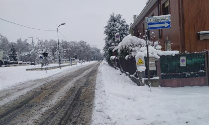 Si inceppa il piano neve a Muggiò: il Comune diffida la ditta incaricata