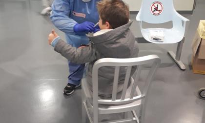 Vaccini spray per i bimbi a Vimercate e a Carate
