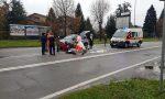 Villasanta: incidente tra un'auto e uno scooter