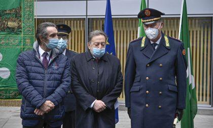 Regione Lombardia premia il comandante della Polizia locale di Monza