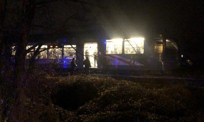 Travolto dal treno sulla Monza – Lecco: la vittima era residente a Vimercate