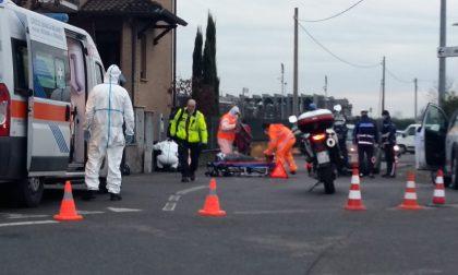 Grave investimento a Verano: ambulanza e automedica sul posto