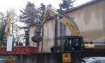 Iniziate le operazioni di demolizione del cinema - FOTO