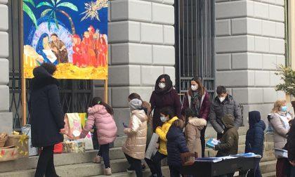 I bambini del Collegio Guastalla donano i loro giochi in beneficenza