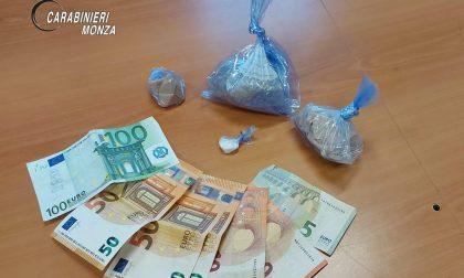 Rifornimento di droga prima del lockdown: arrestati con 200 grammi di eroina