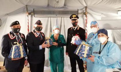 L'Anc di Meda regala i panettoni all'ospedale di Desio