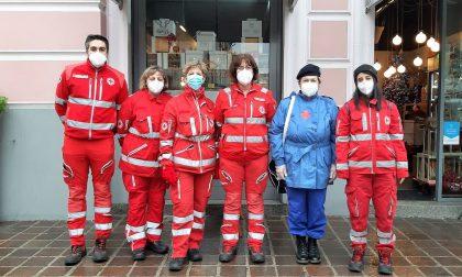 Croce Rossa di Monza e chef Butticè uniti per donare un pranzo speciale agli anziani soli